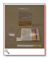 pH testing strips